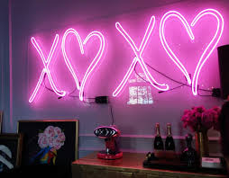 Neon lighting for home Purple Decoist Daring Home Decor Neon Lights For Every Room
