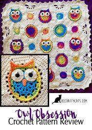Owl Afghan Crochet Pattern Free New Decorating Design