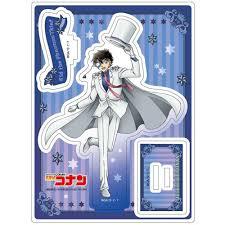 Thám Tử Lừng Danh Conan Anime Đứng Kaito Kid Acrylic Đứng|null