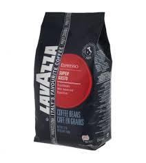 <b>Кофе</b> в зернах <b>Lavazza Super</b> Gusto UTZ 1000 г – цена, описание ...