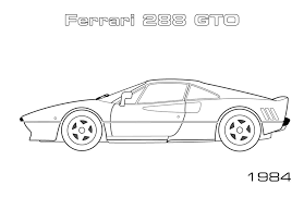 Small Picture Road and Sports Cars Car Coloring Pages