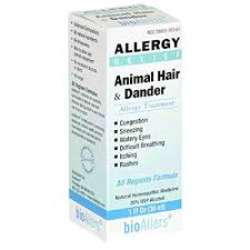 Amazon.com: bioAllers Allergy Relief Liquid, Animal Hair and Dander ...