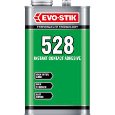 evo stik instant contact adhesive 528 instant contact adhesive