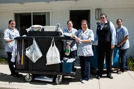 vandenberg lodging provides comfort to the mission > vandenberg hi res photo details custodial workers the 30th force