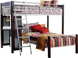 bedroom furniture bunk beds. dorm room merlot twintwin loft bed bedroom furniture bunk beds