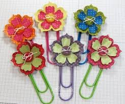 Flower Paper Clips Paperclip Bookmarks Ideas You Will Love Video Tutorial