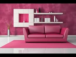 Modern Living Room Wall Paint Color Combination Ideas 40 YouTube Classy Wall Painting Living Room