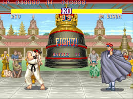 street fighter ii the world warrior arcade ryu gameplay