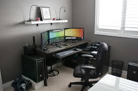 home office computer setup. page 1064 hardforum home office pinterest gaming setup computer and desk