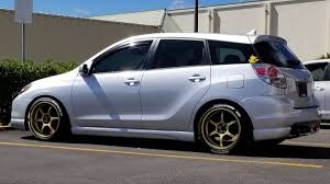 Rob Penwell's 2003 Toyota Matrix on Wheelwell