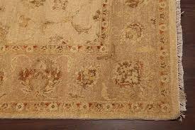 rugsville ziegler traditional beige wool rug rugsville
