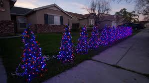 Davis Family Christmas Lights Mini Trees Davis Family Christmas Light Show