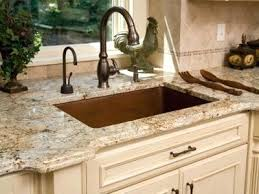 spray granite countertops to clean