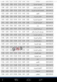 موعد أذان الفجر الأحد 25-4-2021 في مصر
