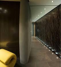 floor track lighting. hallway design inspiration floor track lighting 0