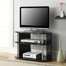 Tv Stand Black Convenience Concepts Designs2go Swivel Tv Stand Swivel Tv Stand