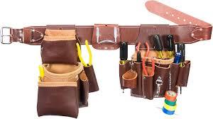 leather tool belt. occidental leather 5036 lg pro electrician set - tool belts amazon.com belt 0