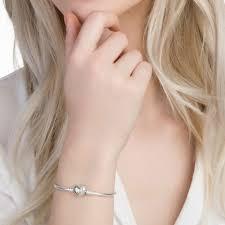 Серебряный <b>браслет</b> для шармов <b>PANDORA 590719</b> — купить в ...