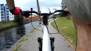 Mobius Action Camera Test On Mountain Bike Seatpost Youtube