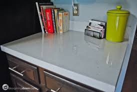 glossy painted kitchen painting countertops white good granite countertop cost