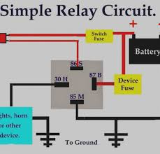 f3513f3 horn relay wiring diagram Car Horn Relay Wiring Diagram Auto Horn Wiring Diagram