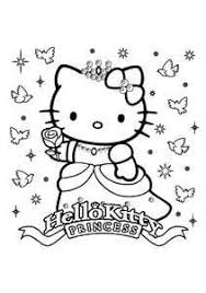 Small Picture 84 best hello kitty coloring pages images on Pinterest Drawings