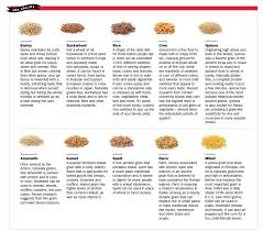 Gluten In Grains Chart A Guide To Ancient Grains Jamie Geller