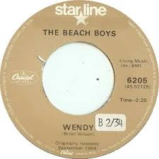 Wendy / Little Honda by The Beach Boys (Single; ; 6205): Reviews, Ratings,  Credits, Song list - Rate Your Music