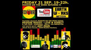 Stream The Wire Riddim On The Wire Reggae Radio Live Stream Youtube