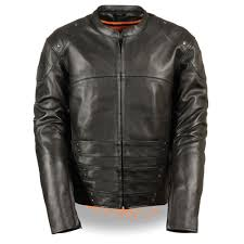 mlm1505milwaukee leather assault style racer jacket w triple side straps 1 2 1 3mm premium leatherfull sleeve zip out lineradjule size velcro strapstwo