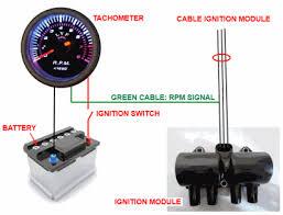car tachometer wiring wiring diagram expert how to install a tachometer in your car car tachometer wiring diagram car tachometer wiring