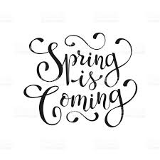 Image result for images of spring is coming