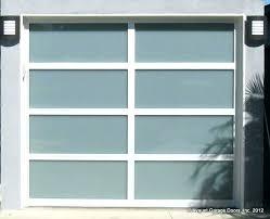 glass garage doors cost glass garage doors full view glass garage door with clear anodized aluminum