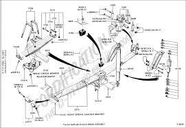 Ford 4x4 Hubs Diagram