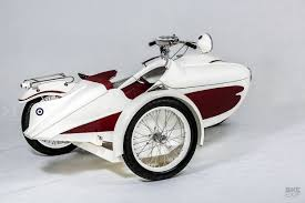 Sidecar Chassis Design Art Deco Masterpiece A Majestic Resurfaces In L A