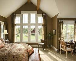vaulted ceiling decor the inn master bedroom cathedral ceiling decorating ideas