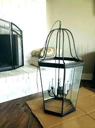 lantern style chandelier gold large floor lanterns medium size of glass chrome finish chande