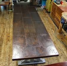 full size of dining tables water rings on copper table copper dining tables how to