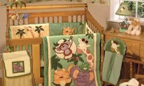 jungle crib bedding