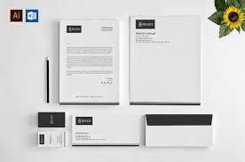 Salt Corporate Design Corporate Identity Template Branding Stationary Design