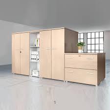 wooden office storage. Buronomic Office Storage Wooden F
