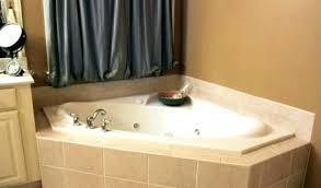 mobile home garden tub corner garden tub with jets shower traditional bathroom bathtub mobile home garden