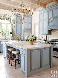 blue kitchen designs. Blue Kitchen Cabinets Designs E