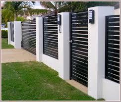 fence design. Great Share Modern Fence Design Ideas G