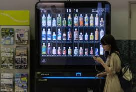 Latest Vending Machine Trends Fascinating Smart Vending Machines To Explode In AsiaPacific ABI TECHNOLOGY