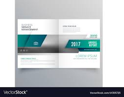 Business Catalog Booklet Cover Page Layout Design