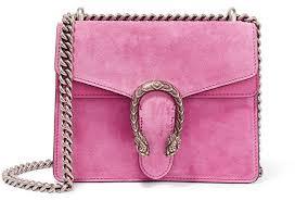 gucci bags fall 2017. fall/ winter 2016-2017 pink handbags to shop: gucci dionysus mini bag bags fall 2017