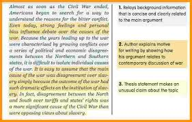 thesis statement example for essays example thesis statements for essays