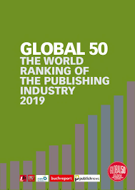Nrf Size Code Chart Global 50 The World Ranking Of The Publishing Industry 2019