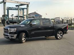 "The RAM 1500 Laramie Crew Cab fuses ""luxury"" and ""pickup truck ..."